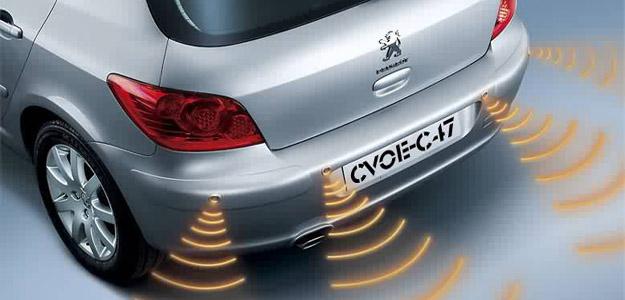 سنسور الکترونیکی خودرو