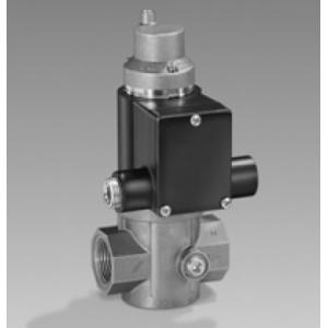 شیر برقی گاز 4 تدریجی کروم شرودر-نقطه کنترل