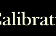 کالیبراسیون /آموزش  calibration