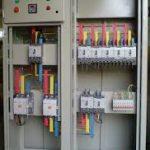 تابلو برق الکتروموتور و پمپ