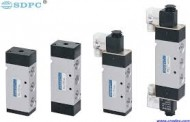 شیر برقی پنوماتیک -Electrically and pneumatically actuated directional control valves۲/۳