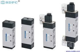 شیر برقی پنوماتیک -Electrically and pneumatically actuated directional control valves۲/۳