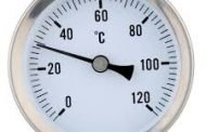 گیج دما-دماسنج -Temperature gauge