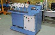 كاليبراسيون- گيج فشار-فشارسنج- dead weight tester