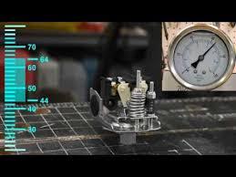 تنظیم کننده فشار پمپ آب.نقطه کنترل